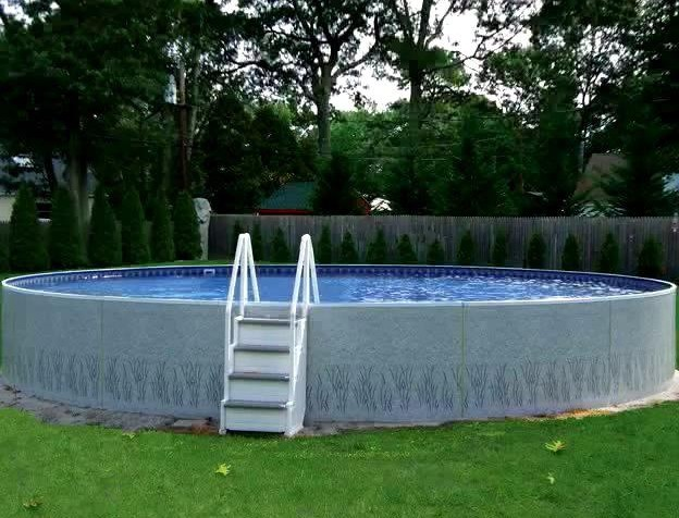 Insulated Above Ground Swimming Pools